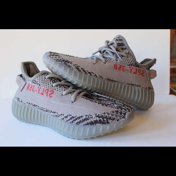 Adidas Yeezy Boost 35 V2 Beluga 20 Size